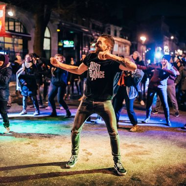 Montreal Joue - Nuit Blanche 2019 - Just Dance